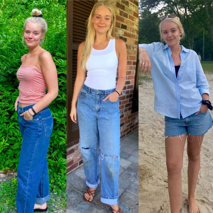 How I Style Denim in The Summer