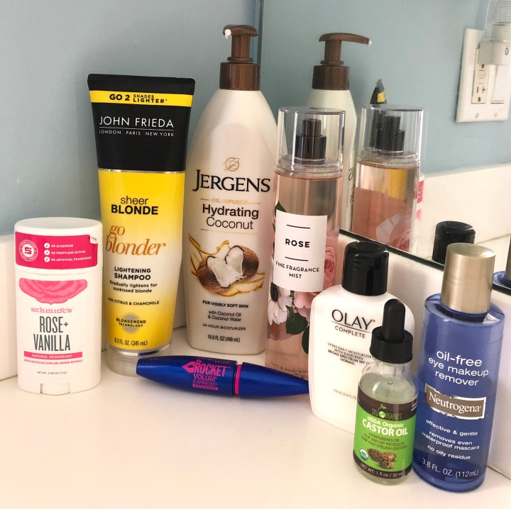 Products I'm Using Right Now